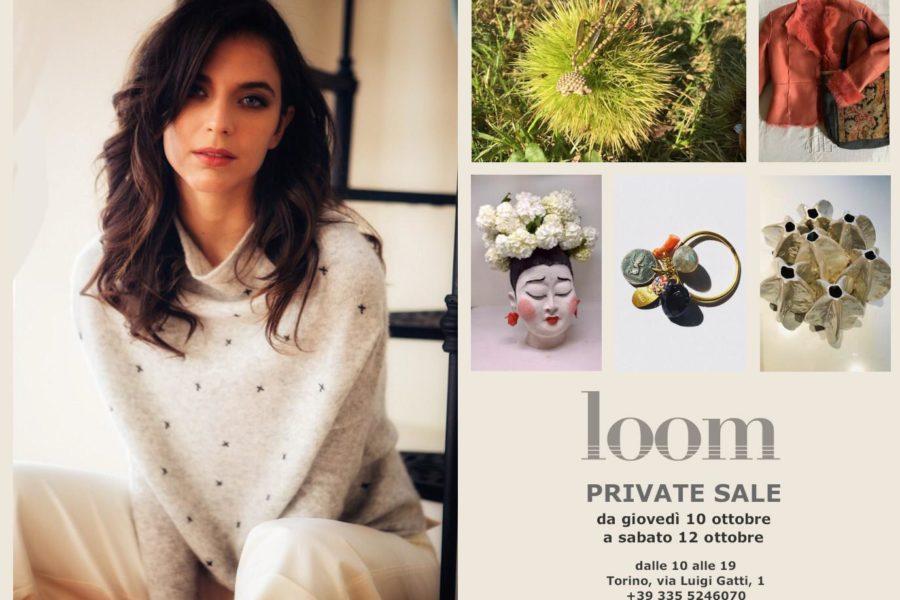Private Sale| Da Giovedì 10 a Sabato 12 Ottobre 2019